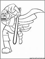 Mace Coloring Pages Template sketch template