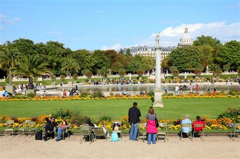 Jardin Du Luxembourg Adresse by Plan Jardin Du Luxembourg Sur La Carte De