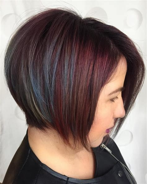 edgy haircuts for thick hair wavy haircut