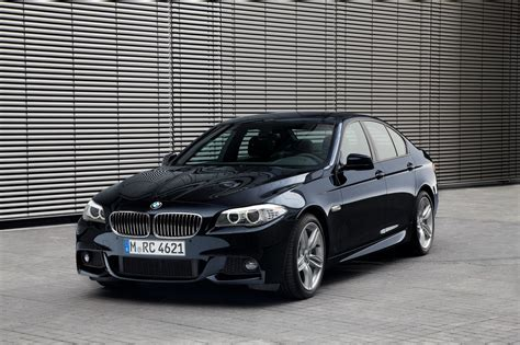 Bmw Announced 5 Series With Turbocharged 20l 4cylinder