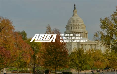 american road transportation builders association the american road transportation