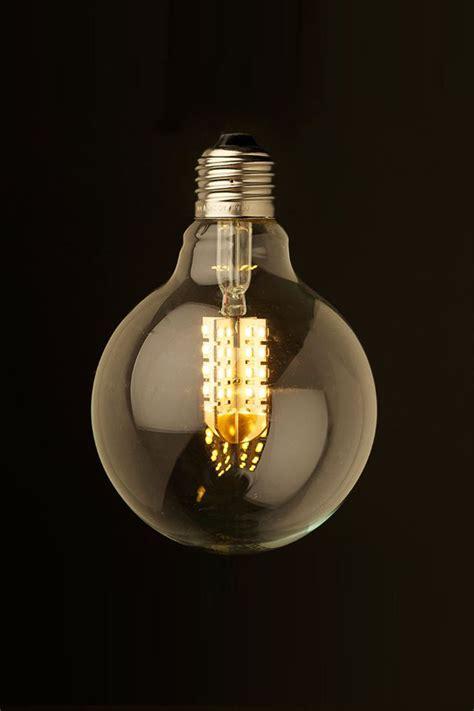 5 5 watt dimmable led e27 95 fancy bulb marz designs