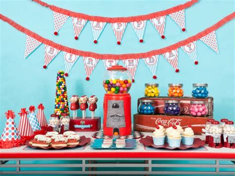 birthday party ideas pictures tips hgtv