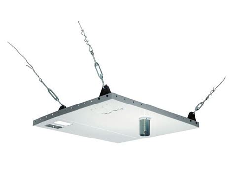 Peerless Drop Ceiling Mount by Peerless Av Cmj455 Lightweight Suspended Ceiling Plate For