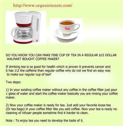 How to Make Organic Green Tea, Rooibos Tea, Black Tea & Iced Tea