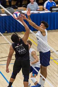 UCLA men's volleyball swept by Long Beach State in three ...