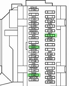 2003 Corolla Radio Fuse Diagram Bookmark About Wiring