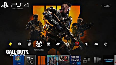 how to download the call of duty black ops 4 theme for the ps4 call of duty black ops 4