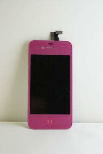 iphone 4 colors iphone 4 color glass purple ebay