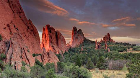Desktop Wallpapers Hd by The Peaks Of Colorado Garden Of The Gods Desktop