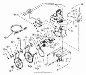 Mtd 317e742f352  1997  Parts Diagram For Engine And V