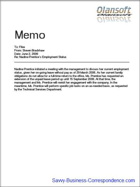 how to write a memo to staff 13 best business memos images on business memo