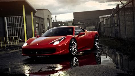 Ferrari 458 Italia Wallpapers Widescreen