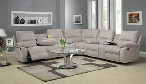 Homelegance marianna modular reclining sectional sofa set for Modular sectional sofa with recliner