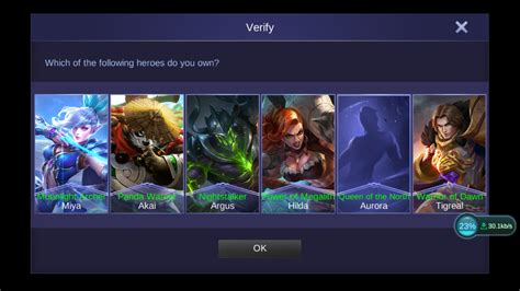 How To Transfer Mobile Legends Account From Old To New