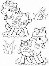 Sheep Coloring Pages Elk Coloringtop sketch template