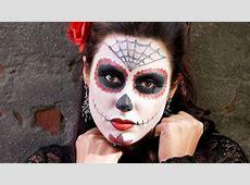 Easy Halloween Makeup Sugar Skull Makeup Geek YouTube