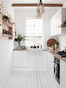13 tiny house kitchens that feel like plenty of space for Best brand of paint for kitchen cabinets with how to make your own snapchat sticker