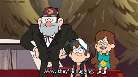 My Gf Gravity Falls Mabel Pines Manly Dan Gifs Mine Yazzydream