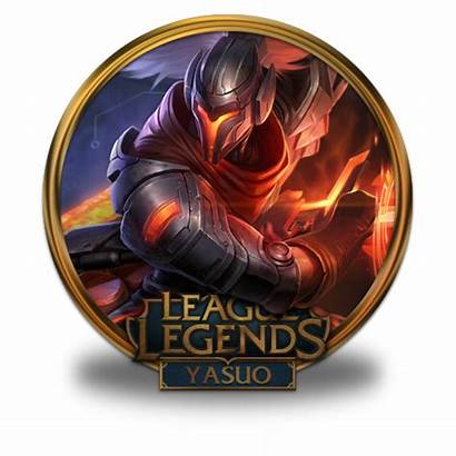 Yasuo Icon Project Legends League Border Icons