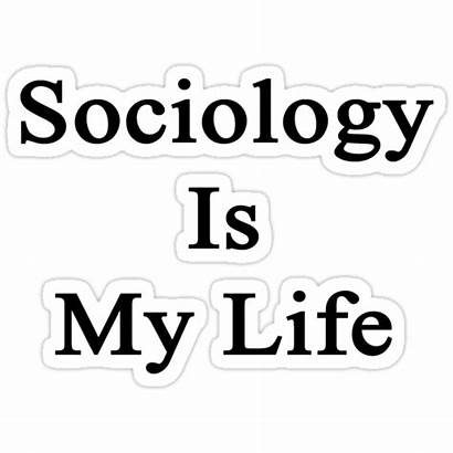Sociology Stickers Redbubble