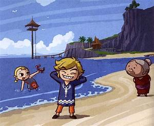 Wind Waker images Outset Island HD wallpaper and ...