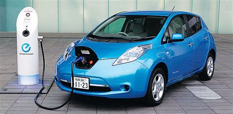 Car Electronic by Reduced Taxes For Electric Cars Bangkok Post Learning