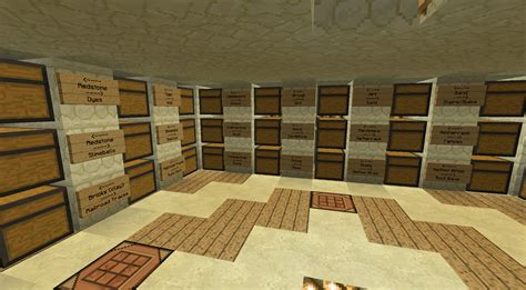 storage room insight ideas and exles survival mode