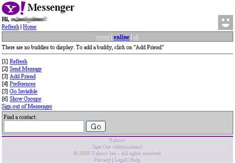 yahoo chat room gratuit