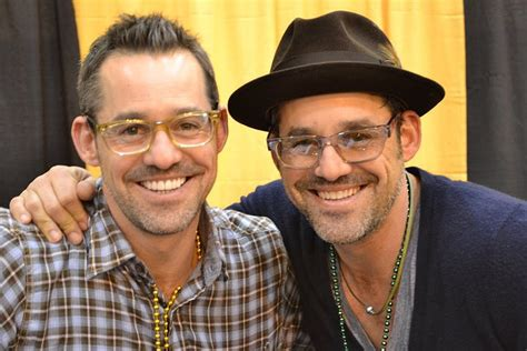 Both nick and kelly use their middle names (brendon and donovan) as their last names for. Nicholas Brendon | You'll Be Surprised These Celebrities Are Actually Twins! | POPSUGAR Celebrity