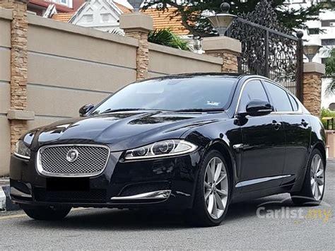 Used 2012 Jaguar Xf by Jaguar Xf 2012 Luxury 3 0 In Penang Automatic Sedan Black