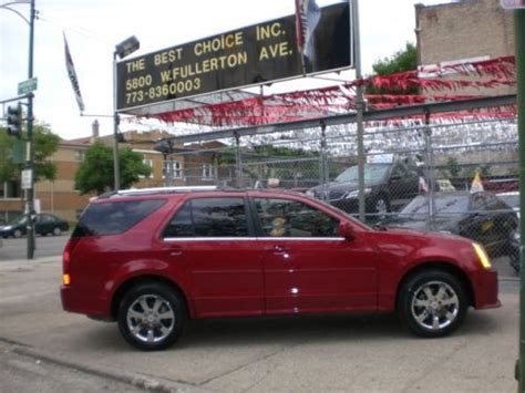 Buy Used 07 08 09 Cadillac Srx Sport Navigation 3rd Seats