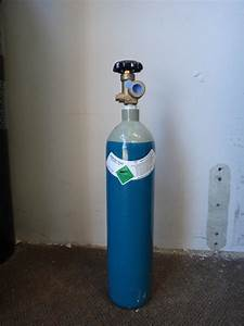 Argon    Co2 C Size Welding Gas Bottle - No Rent