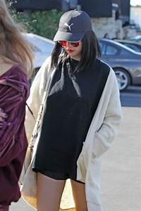 Selena Gomez Cute Street Style - Goes for Sushi in LA 11 ...