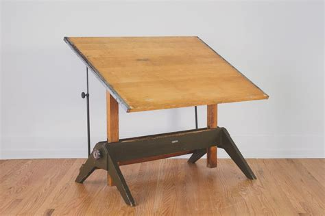 Vintage Mayline Drafting Table   Homestead Seattle