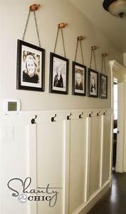 Simple decor ideas for the hallway