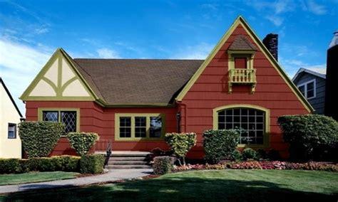 exterior paint colors for cottages cottage style