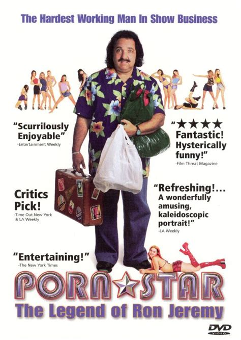 Porn Star The Legend Of Ron Jeremy Scott J Gill