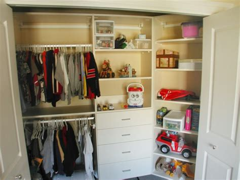organize to go toddler reach in closet organizer white