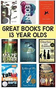 Books For 13 Year Olds Boys And Girls Books Girls And