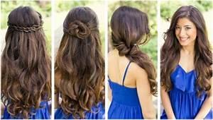 Tricks in Applying Cute Easy Hairstyles for Long Hair ...