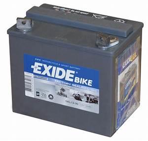 Batterie Exide Gel : exide gel 30 30 12 ~ Medecine-chirurgie-esthetiques.com Avis de Voitures