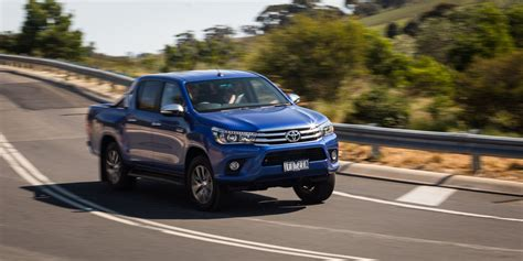 Toyota Nav1 Photo by 2016 Toyota Hilux Sr5 Review Photos Caradvice