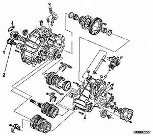 Vauxhall Workshop Manuals  U0026gt  Corsa C  U0026gt  K Clutch And Transmission  U0026gt  Manual Transmission Front