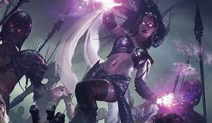 LILIANA VESS - PLANESWALKERS | MAGIC: THE GATHERING