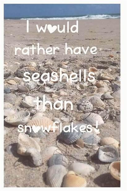 Quotes Seashells Snowflakes Seashell Youpinone Massage