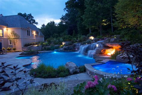 large backyard landscaping ideas large backyard ideas nj