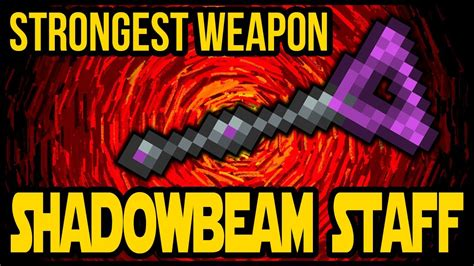 terraria staff weapon strongest game hero weapons guns