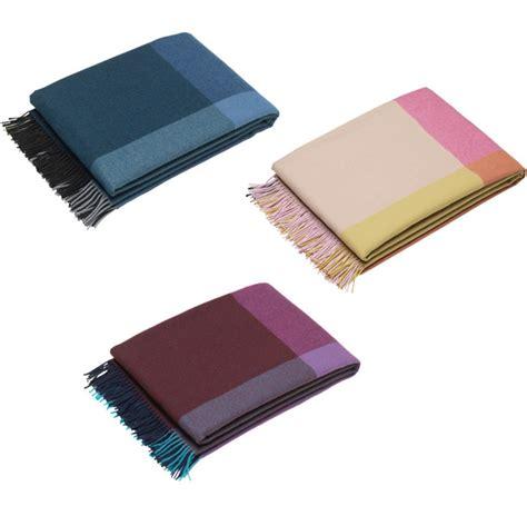 colour block throw blanket  vitra stardust