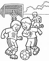 Coloring Soccer Football Pages Colouring Printable Sheets Players Children Justcolor Topcoloringpages Match Sport Sports sketch template